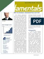 Fundamentals Feb 2012 Dirt Economics Demographics Matter