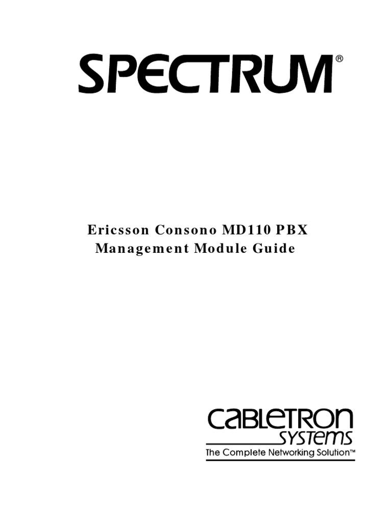 ericsson consono md110 pbx managemen module guide icon computing rh scribd com  ericsson consono md110 manuale