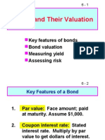 (4) Bond and Sock Valuation