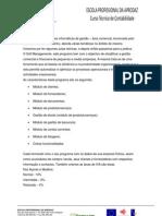 Aplicações informáticas de gestão – área comercial