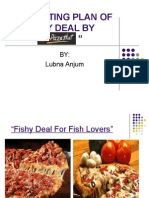 Marketing Plan of Fishy Deal by Pizza