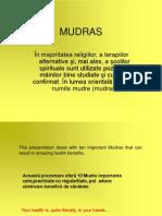 Mudras Sanatate in Miini