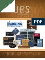 Jrs Catalog 2011