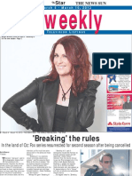 TV Weekly - March 4, 2012