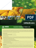 Pioneer Catalog 2012