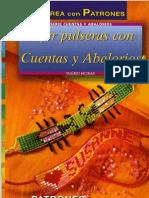 Abalorios (Tejer Pulseras Con Cuentas y Abalorios (Ingrid Moras)