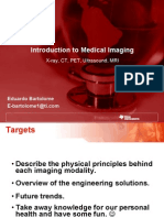 Intro to Medical Imaging