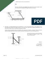 Tutorial Sheet 6