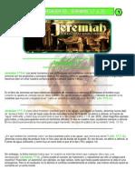 Puntos Sobresalientes - Jeremias 17 a 21
