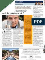Entrevista al Dr. Manuel Mas-Bagà - La Contra