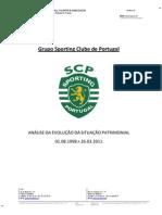 Auditoria Ao Grupo Sporting Clube de Portugal