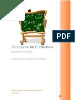 Cuaderno de Consignas as 3 Cuarto Bimestre