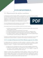Departement de La Peche Maritime