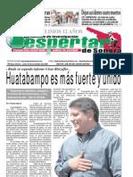 Despertar de Sonora - 24 de Noviembre de 2008