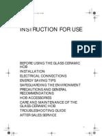 AKT821 Instructions for User