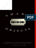 Sharp Objects by Gillian Flynn - Excerpt