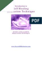 Self Healing - Meditation Technique