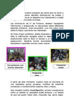 PREPARANDO EL CARNAVAL