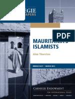 Mauritania's Islamists