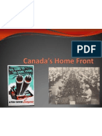 canadas home front