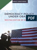 Democracy Under Obama