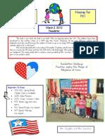 Newsletter March 2 2012