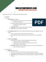 2-28-12 DTV Agenda CBOE Commissioners