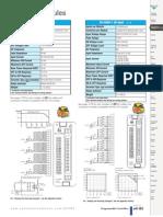 32-Pt Dc Input Module
