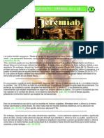 Puntos Sobresalientes - Jeremias 44 a 48