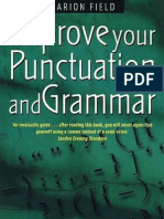 ELT - Improve Your Punctuation and Grammar