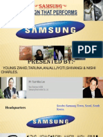 Samsung Ppt by Younis Zahid