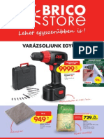 akciosujsag.hu - Brico Store, 2012.02.29-03.25