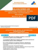 infecciones respiratorias y diarreicas