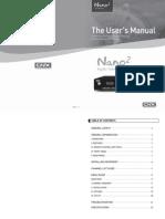 CNX Nano2 Manual
