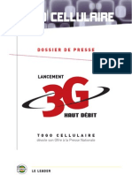 Presentation 3G Togocel