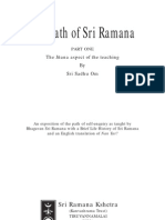 Path of Ramana Part I