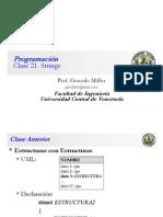 Clase Programacion 21