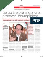 José De Echave sobre Doe Run Perú