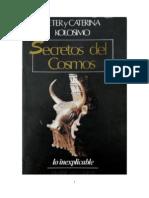 Secretos Del Cosmos - Peter y Caterina Kolosimo. V1.0