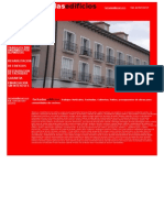 Rehabilitacion Fachadas Edificios Patios Cubiertas Reformas ITE fachadas@email.com TEL
