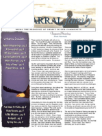 March Newsletter 2012