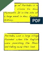 R23 Story of Parihaka