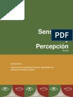 3.1 Sensación y percepción1