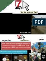 Presentacion DDI 2010, 11 y 12