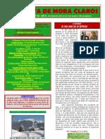 La Gazeta de Mora Claros nº 135- 02032012.