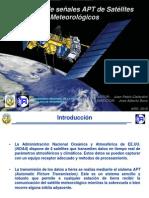Receptor de señales APT de Satélites Meteorológicos