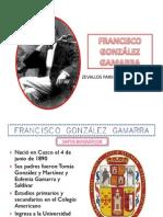 FRANCISCO GONZÁLEZ GAMARRA