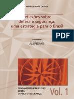 Reflexões sobre defesa e segurança, uma estratégia para o Brasil