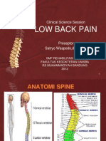 Rehabilitasi Low Back Pain