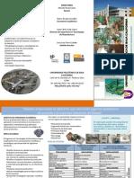 Triptico Manufactura 2010